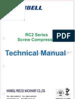 HanbellRC2 TM Manual