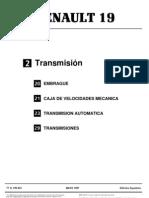 Manua transmision -AD4