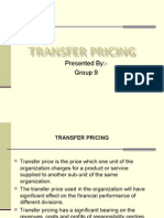 Transfer Pricing1