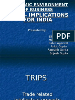 Trips Presentation