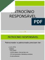PATROCINIO RESPONSAVEL