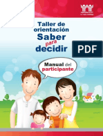 Manual de Orientación INFONAVIT 2010
