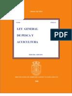 Ley General de Pesca y Acuicultura