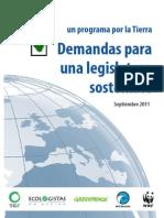 Programa Por La Tierra 2011