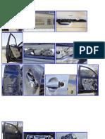 Vw Passat b5 Door Lock Mechanism Repair
