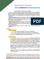 Direito Administrativo - Flavia Cristina