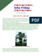 Get in Hawaiian