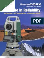 50RX Brochure