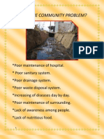 Health and Hygiene Programme PPT | Hygiene | Public Health
