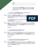 Timeline Imam Mahdi a s Google Aug 2009