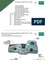 Entrenamiento en Tecnologia Vögele Super_1100.2 - 1300 2