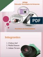 Câmeras, Scaners e Impressoras