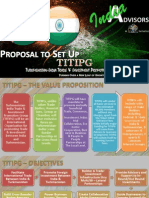Turkmenistan India Trade & Investment Promotion Group