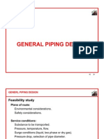 General Piping Design