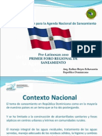 Agenda Nacional de to de Republica a
