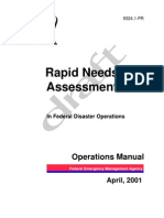 Rapid Needs Assessment - Fema