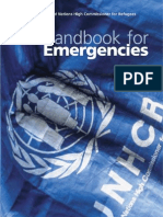Handbook for Emergencies - Unhcr