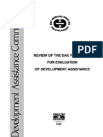 Review of Oda Eval Principles