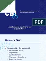 CBIMaster V (Español-RMO)