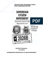 RCIC _Sovereign Citizen Movement