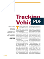 Vehicle Tracking 050209