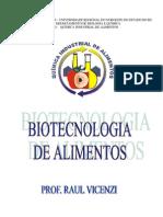 Apostila Biotecnologia de Alimentos