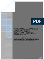 Kertas Kerja Projek Kolam IKan