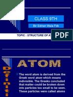 Structure of Atom_Bir Sikhan Wala_Faridkot