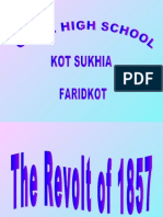 The Revolt of 1857_Kot-Sukhia_Faridkot
