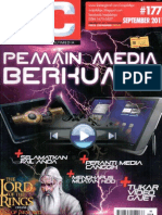 Majalah PC September 2011