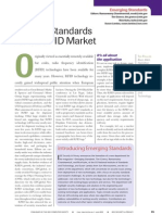 Security Standards for the RFID Market
