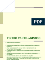 18 - Histologia 4 - Tecido Cartilaginoso
