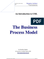 The Business Process Model