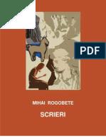 MihaiRogobete_Scrieri