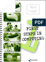 First Steps In Computing 1 (SAMPLE)
