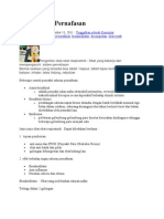 Obat Sistem Pernafasan