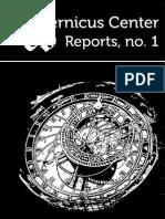 Copernicus Center Reports, vol. 1