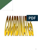 8 Coordinates Last Edited @ 08042011