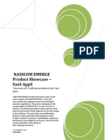 Nasscom Emerge Product Showcase
