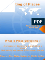 Marketing of Places