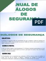 Manual e Dialogo Diario de Segurança DDS