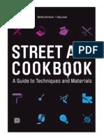 Street Art Cookbook Spraycine