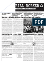 Industrial Worker - Issue #1739, October 2011