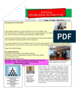 MTC- Knowledge in Practice- VOL-2 , Issue 5