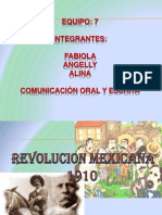 Revolucion Mexicana Expo