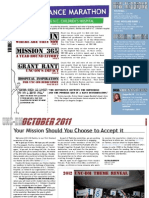 UNC-DM Newsletter October 2011