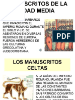 MANUSCRITOS CELTAS
