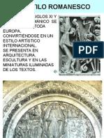 El Romanesco y El gÓtico