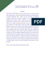 Mtc - Exemplos de Resumo