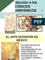 Introduccion a Los Codices Prehispanicos